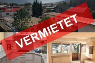 ERFOLGREICH VERMIETET: 4-Zimmer-Wohnung mit toller Aussicht