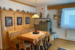 5751 Maishofen: Fully furnished, 3 room apartment (88m²) with a sunny balcony, separate cellar compartment and carport