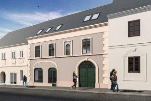 +++ NEUBAUWOHNUNG - Exklusive Dachgeschoss Wohnung mit Terrasse in Klosterneuburg +++