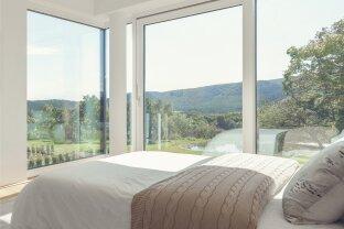 6 LUXUS-VILLEN (5-6 Zimmer) IN GIESSHÜBL MIT EINZIGARTIGEM FERNBLICK von 170-255 m² WNF ZU MIETEN!