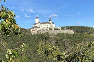 Familienhaus mit Blick auf die Burg Forchtenstein | ZELLMANN IMMOBILIEN