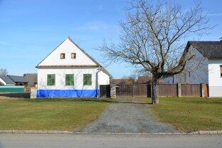 Typisch Südburgenland: Kleines, entzückendes Bauernhaus