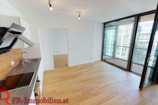 VR-RUNDGANG: Arsenalstraße: 2 Zimmer - ERSTBEZUG DER SUPERLATIVE !!