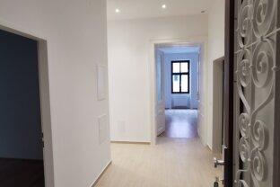 Erstbezug 3 Zimmer Altbauwohnung / neu saniert