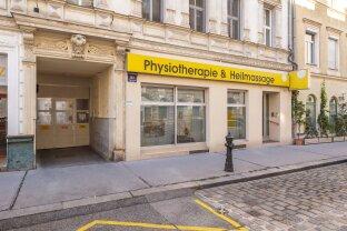 Geschäftslokal/Praxis in top Lage - gut frequentierte Hauptstraße nahe U4 Pilgramgasse!