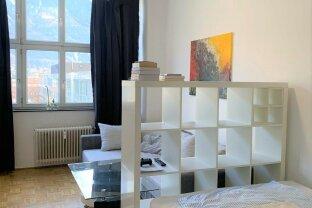 Charmante 2-Zimmer-Wohnung