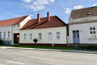 Sofort beziehbares Haus mit großem Ausbaupotential im Zentrum von Lutzmannsburg