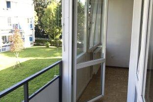Stadtteil Aigen - 2-Zimmer-Wohnung mit Loggia