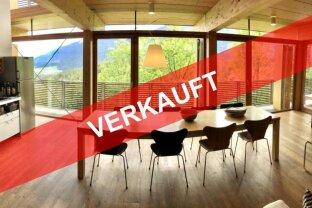 ERFOLGREICH VERKAUFT: Massivholzhaus mit toller Aussicht