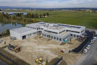 Hochwertige Büroflächen nach Wahl - ERSTBEZUG - zur Miete im Süden von Graz