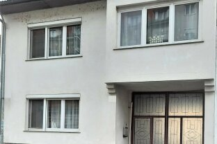 Güssing: Einfamilienhaus mit Garten in zentraler Lage!