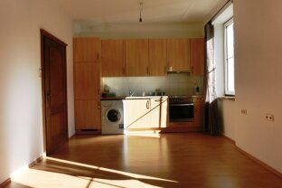 3 Zimmerwohnung mit großem Gemeinschaftsgarten