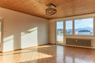2 Zimmer Wohnung mit tollem Fernblick - Nähe SALK
