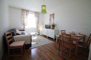 Sonnige möblierte Wohnung in Salzachnähe