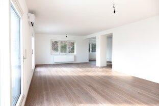 Exquisite Wohnung mit Garten in Grinzinger Bestlage, Erstbezug nach Sanierung, inkl. Klimaanlage und Garage