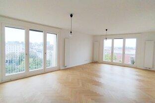 Erstbezug - Traumhafte 4-Zimmer Wohnung mit herrlichem Fernblick - Nahe Stadtpark