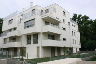 Exquisite 2-Zimmer Wohnung-modern möbliert-mit Balkon im noblen Cottageviertel-Döbling! ERSTBEZUG!