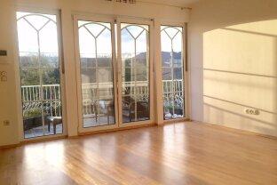 Charmante 3-Zimmer Terrassen-Wohnung in Einfamilienhaus - Nähe DONAU!