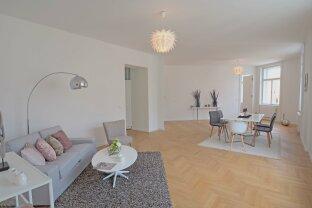 FLEISCHMARKT   exklusive 4-Zimmer-Altbauwohnung