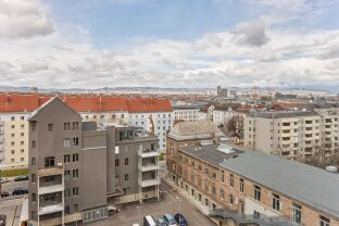 Erstbezug: Panorama Lofts in Wien!
