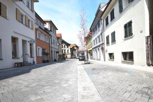 kleines Geschäftslokal in der Hohenemser Marktstraße zu vermieten