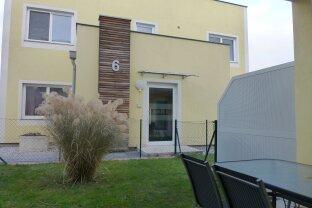 2-Zimmer Wohnung mit Loggia und Garten zur unbefristeten Vermietung in Eggendorf!