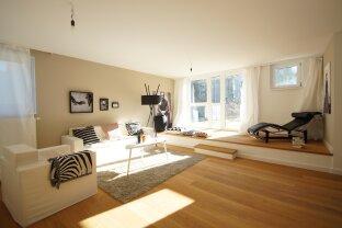 Erstbezug: Luxus - Garten - Maisonette mit Tiefgarage in Gersthofer Traumlage!
