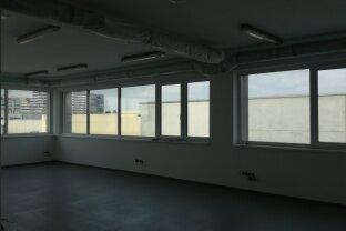 Schauraum + Neubaubüro  Erstbezug im Gewerbegebiet Kagran