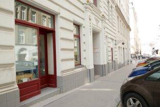 Entzückendes Geschäftslokal nähe Alser Straße!