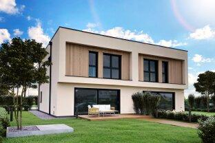 WOHNIDYLLE Leopoldsdorf - Doppelhaushälfte mit 3 Schlafzimmern und1 Badezimmer