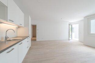 MODERN & RUHIG - 2-Zimmer Neubauwohnung in der Kaiserstraße 82 - ab 01.03.2021