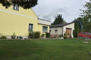 Familienhit - Haushälfte mit 4 Zimmern und Garten in Ternitz, Pottschach zu vermieten!