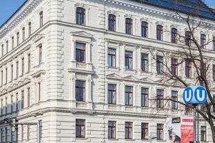 Klassische 2-Zimmer Wiener-Altbau-Wohnung in Top Lage - Roßauer Lände - DONAUKANAL!