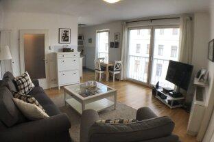 Koffer packen & einziehen: Vollmöblierte 2-Zimmer Wohnung in spitzen Lage sucht Nachmieter!