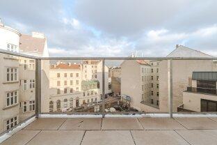 moderne 2 Zimmer Neubauwohnung mit Balkon in der Sankt-Johann-Gasse (nahe U4) - ab sofort!