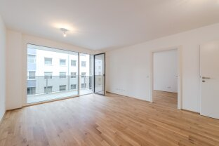 AB 1. FEBRUAR - moderne 2 Zimmer Neubauwohnung mit Balkon nahe U4 (Sankt-Johann-Gasse 10)