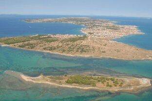 CHRISTOPH CHROMECEK IMMOBILIEN - KROATIEN - Baugrundstück auf der Ferieninsel VIR