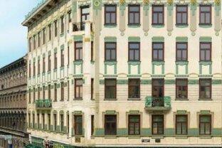 Nähe Westbahnhof, U.Bahn Gumpendorferstr 2 Zi Büro/ Wohnung für Anleger oder zur Eigennutzung