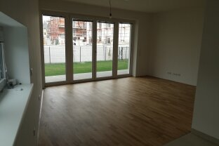 Wohnung 97m² mit 198m² Garten in Gerasdorf bei Wien, 4 Zimmer + 2 Garagenplätze