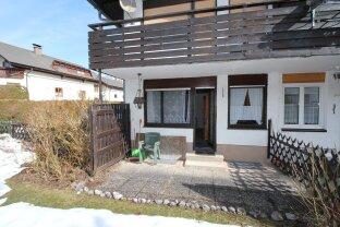 Gemütliche 2 Zimmer Gartenwohnung - voll ausgestattet mit Ferienwohnsitz - Widmung