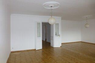 Großzügiges 2 Zimmer Altbau-Büro mit Loggia und kl. Balkon - Nähe Pilgramgasse!