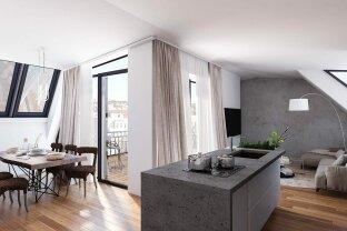 FOCKY FEELING - Exklusive Dachterrassenwohnungen