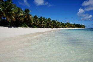 Luxusstrandvilla mit Swimmingpool, Terrasse und Meerblick - Seychellen - Hotelanbindung möglich