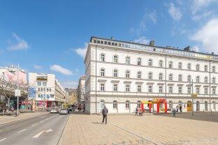 Geschäftslokal mit Büro, Lager und Tresorraum // shop / office with storage spaces