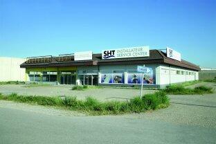 Eine kompakte Geschäftsfläche direkt an der Hauptstrasse in Strasshof a.d. Nordbahn