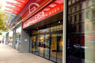 Geräumige Geschäftsfläche in EKZ Galleria, Landstraßer Hauptstrasse 99, 1030 Wien