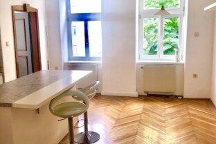 Klassische 2-Zimmer Wiener-Altbau-Wohnung in Top Lage - SERVITENVIERTEL - Roßauer Lände!