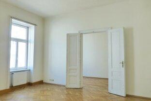 Großzügige 3-Zimmer Altbauwohnung | 8,5 m² Veranda | 17., Elterleinplatz