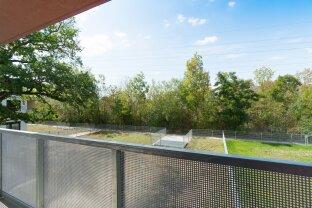 Tolle 2-Zimmer Wohnung mit Balkon und Blick ins Grüne