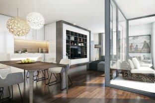 4 Zimmerwohnung mit Fernblick und Balkon - Parkapartments am Belvedere